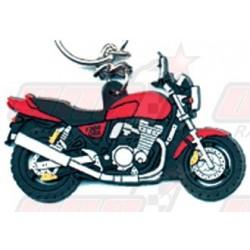 Porte-clés Suzuki GSX 1200 rouge