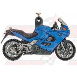 Porte-clés Bmw K1200 RS 2002 bleu