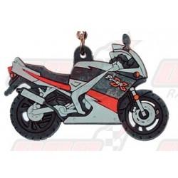 Porte-clés MBK  X-Power gris/rouge/noir