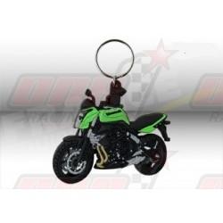 Porte-clés 3D Kawasaki ER6 N vert