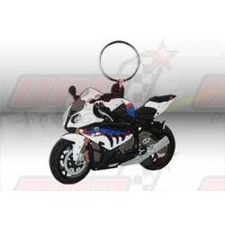 Porte-clés 3D Bmw S 1000 RR bleu/blanc/rouge
