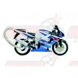 Porte-clés résine Suzuki GSXR