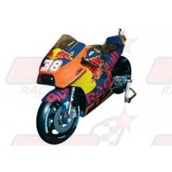 Modèle réduit 1/12 Ktm Moto GP RC16 B.Smith n°38