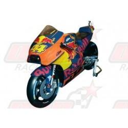 Modèle réduit 1/12 Ktm Moto GP RC16 P.Espargaro n°44