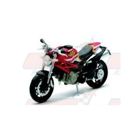 Modèle réduit 1/12 Ducati Monster 796