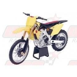 Modèle réduit 1/12 Suzuki RMZ 450