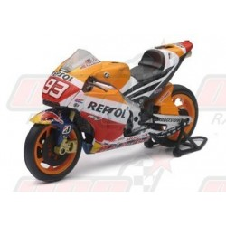 Modèle réduit 1/12 Honda Repsol RC 213 M.Marquez n°93