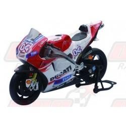 Modèle réduit 1/12 Ducati Desmo A.Doviziozo n°4