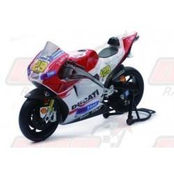 Modèle réduit 1/12 Ducati Desmo A.Iannone n°29