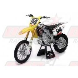 Modèle réduit 1/12 Suzuki RMZ 450 K.Roczen n°94