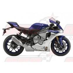 Modèle réduit 1/12 Yamaha YZF-R1 2016 bleu