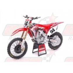 Modèle réduit 1/12 Honda CRF 450 R HRC K.Roczen n°94