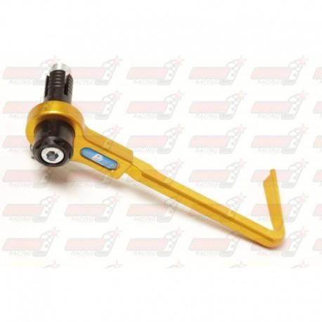 Protection de levier embrayage gold PP Tuning diamètre tube intérieur 18,8-20 mm