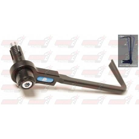 Protection de levier frein ajustable noir PP Tuning diamètre tube intérieur 15,8-18 mm