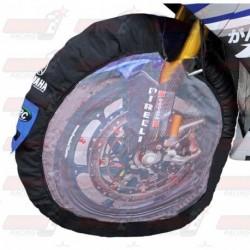 Sur-couvertures de roues IRC Components (Wind Stoppers)