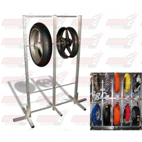 Rack 10 roues IRC Components