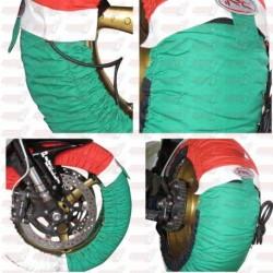 Couvertures chauffantes Tricolore IRC Components (double température 60/85 °C)