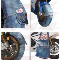 Couvertures chauffantes Jeans IRC Components (double température 60/85 °C)