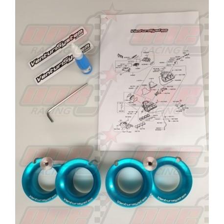 Cornet d'admission Venturi System pour Suzuki GSX-R 1000 (2017-2019)