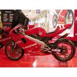 Carénage racing fibre Plastic Bike pour Cagiva Mito SP525