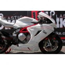 Carénage racing fibre Plastic Bike pour MV Agusta F3 675-800 (2012-2018)