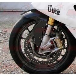 Lèche roue avant fibre Plastic Bike pour BMW S1000RR (2009-2018)