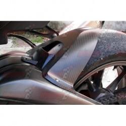 Lèche roue arrière carbone Plastic Bike pour BMW S1000RR (2009-2018)