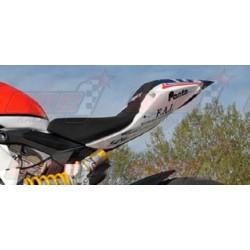 Coque arrière racing fibre Plastic Bike pour Ducati 1199 Panigale (2012-2014)