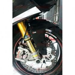 Lèche roue avant carbone Plastic Bike pour Ducati 1199 Panigale (2012-2014) / 1299 Panigale (2015-2018)