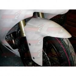 Lèche roue avant fibre Plastic Bike pour Kawasaki ZX-6R (2007-2008)