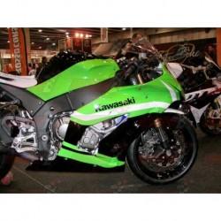 Carénage racing fibre Plastic Bike pour Kawasaki ZX-10R (2011-2015)