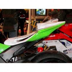 Coque arrière racing fibre Plastic Bike pour Kawasaki ZX-10R (2011-2015)