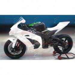 Carénage racing fibre Plastic Bike pour Kawasaki ZX-10R (2016-2017)