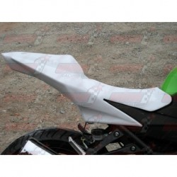 Coque arrière racing fibre Plastic Bike pour Kawasaki Ninja 250R (2008-2012)