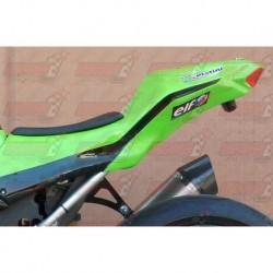 Coque arrière racing fibre Plastic Bike pour Kawasaki Ninja 300R (2013-2017)