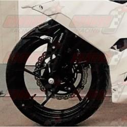 Lèche roue avant fibre Plastic Bike pour Kawasaki 400 (2018-2019)