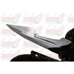 Coque arrière racing fibre Plastic Bike pour Yamaha YZF-R6 (2008-2016)