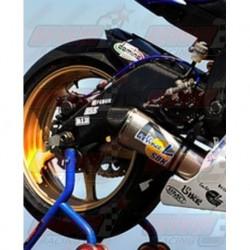 Lèche roue arrière fibre Plastic Bike pour Yamaha YZF-R6 (2008-2018)