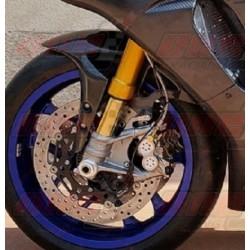 Lèche roue avant carbone Plastic Bike pour Yamaha YZF-R1 (2009-2014)