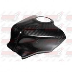 Protections de réservoir carbone Plastic Bike pour Yamaha YZF-R1 (2009-2014)