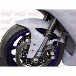 Lèche roue avant fibre Plastic Bike pour Yamaha YZF-R1M (2015-2018)