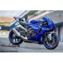 Coque arrière racing fibre Plastic Bike pour Yamaha YZF-R1 (2020)