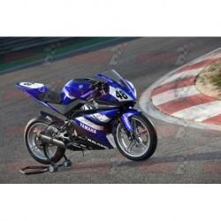 Carénage racing fibre Plastic Bike pour Yamaha YZF 125R (2014-2018)