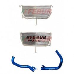 Radiateur additionel eau racing Febur pour BMW S1000RR (2009-2018)