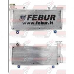 Radiateur eau route Febur pour Ducati Panigale 899/1199/1299 (2012-2018)