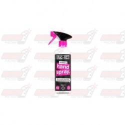 Désinfectant mains Antibacterial Spray MUC-OFF (liquide 750ml)