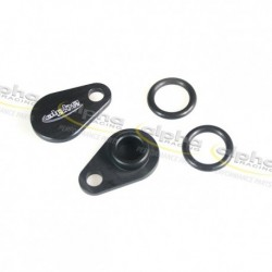 Couvercle de suppression de valves anti pollution de culasse Alpha Racing pour BMW S1000RR
