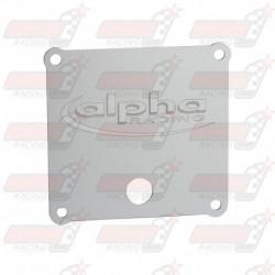 Couvercle de boitier pour suppression ABS/DTC en aluminium Alpha Racing pour BMW S1000RR (2009-2014)