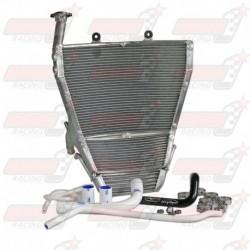 Kit radiateur et durites de refroidissement Alpha Racing pour Bmw S1000 R / RR / HP4 (2012-2016)