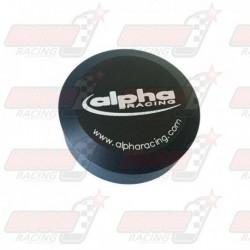 Couvercle de réservoir de liquide de frein Alpha Racing